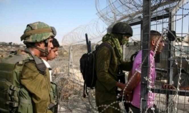 120 حالة اعتقال لمواطنين من غزة منذ مطلع العام