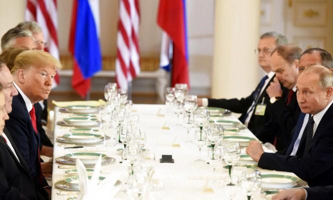 قمة هلسنكي: ترامب يندد بسياسات أميركا السابقة حيال روسيا