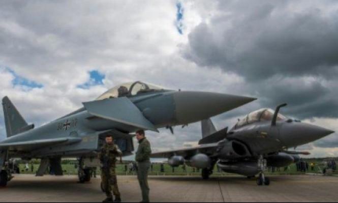 طائرة مقاتلة بريطانية جديدة بالتعاون مع إيطاليا