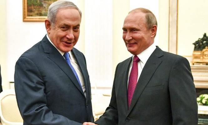 نتنياهو يرحب بتصريحات ترامب والتنسيق الأمني مع روسيا