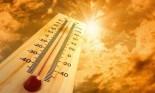 حالة الطقس: أجواء حارة ودرجات الحرارة أعلى من معدلاتها