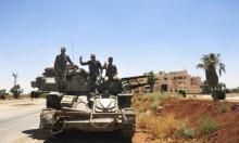 سورية: قوات النظام تسيطر على تل مطل على الجولان