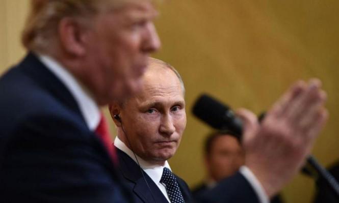 ترامب: بوتين معجب بنتنياهو وداعم بلا حدود لإسرائيل