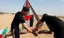 هل تحد حماس من إطلاق البالونات الحارقة استجابة لضغوط مصرية؟