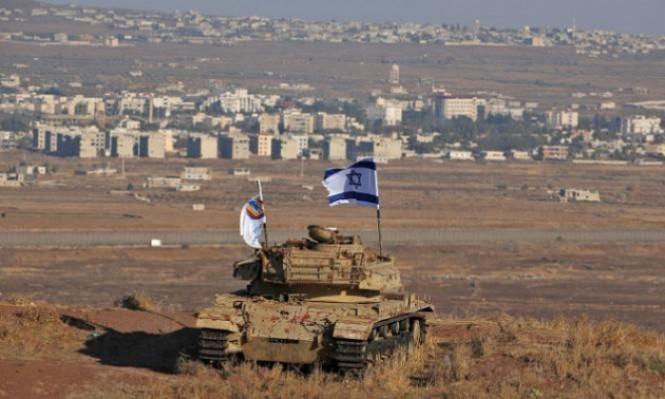 مؤتمر بالكونغرس الأميركي يبحث الاعتراف بسيادة إسرائيل على الجولان