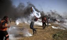 """شهيد وجرحى بقصف الاحتلال لنقطة """"الضبط الميداني"""" بغزة"""