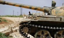 اتفاق بين روسيا والمعارضة يعيد قوات النظام للقنيطرة