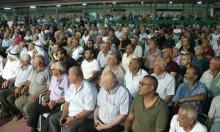 دير حنا: التحالف الوطني الديمقراطي يرشح سعيد حسين للرئاسة