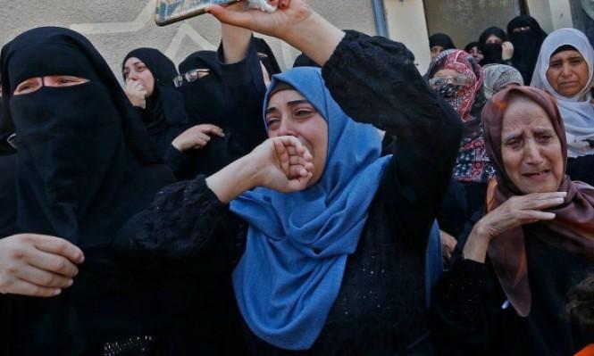 غزّة: رفح تُشيّع الشهيد عبد الكريم رضوان