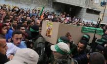 غزّة: تشييعُ جثماني الشهيدين أبو خاطر وأبو فرحانة