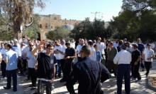 دعوات للرباط بالقدس والأقصى والتصدي للمستوطنين