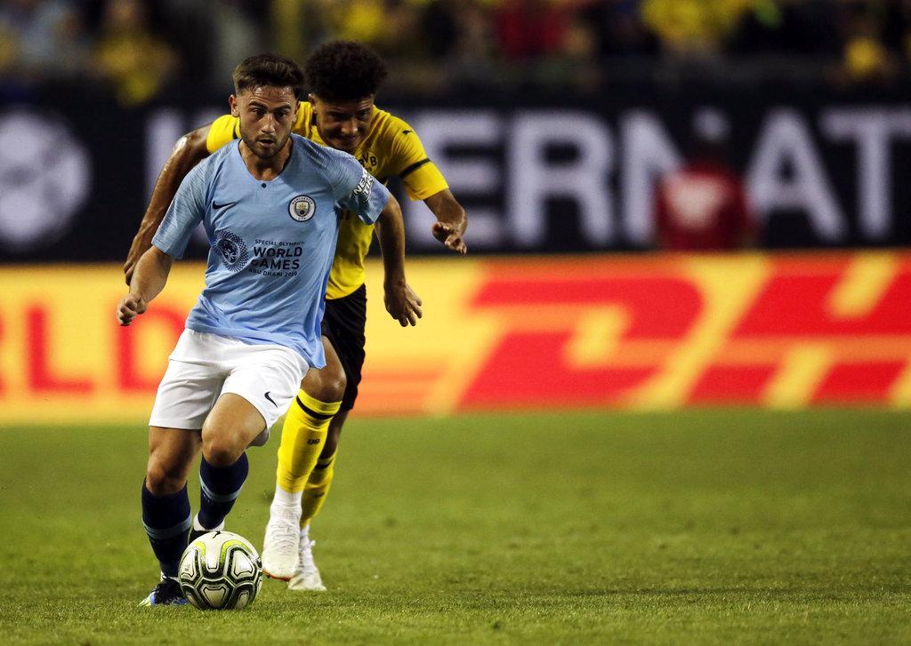افتتاح كأس الأبطال الودّيّة بأميركا: دورتموند يهزم مانشستر سيتي