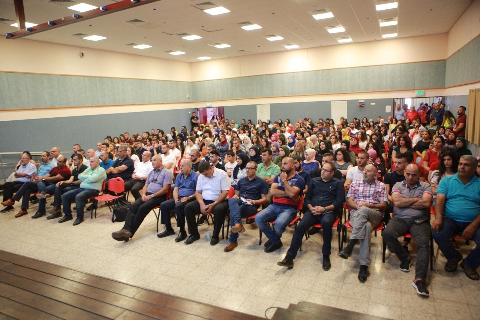 """طمرة: اختتام مشروع """"هبة خير"""" وتوزيع 658 منحة دراسية"""
