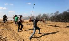 إصابة فلسطيني برصاص الاحتلال شرقي غزة
