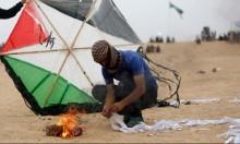 الاحتلال يقصف في غزة بزعم استهداف مطلقي بالونات حارقة