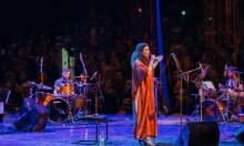 ناي البرغوثي تختتمُ مهرجان فلسطين الدولي للرقص والموسيقى