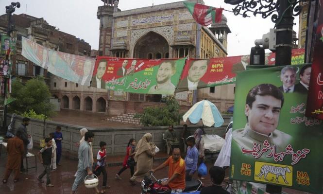 المؤبد لمرشح بالانتخابات الباكستانية وإصابة آخر بتفجير