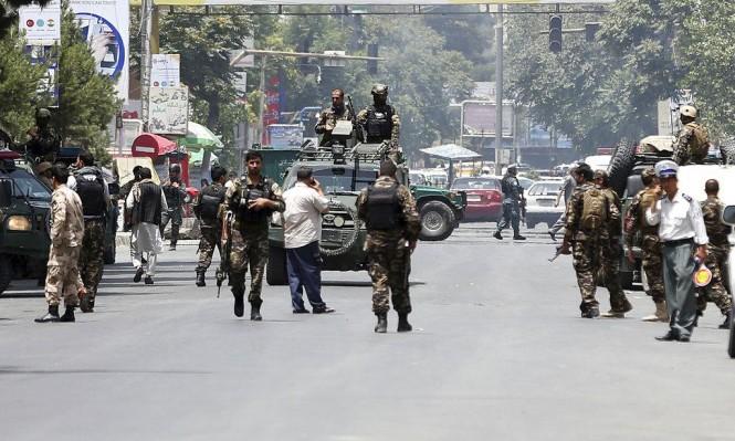 16 قتيلا في تفجير انتحاري بمحيط مطار كابل الدولي