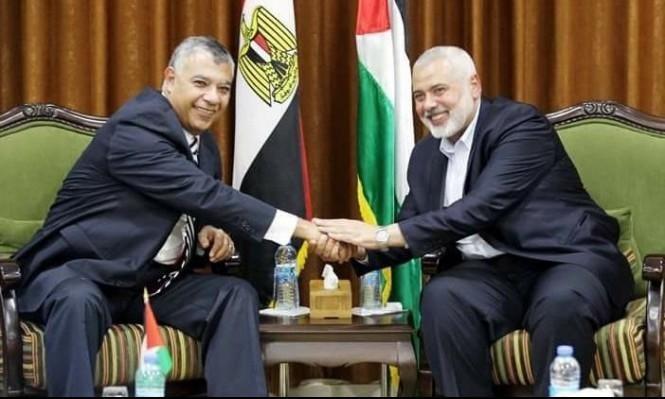 """""""اتصالٌ مهم"""" من رئيس المخابرات العامة المصرية لهنيّة"""