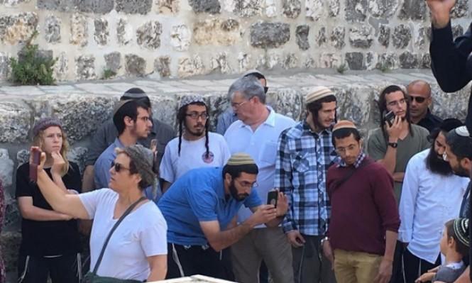 """المستوطنون يجتاحون القدس القديمة في """"ذكرى خراب الهيكل"""""""
