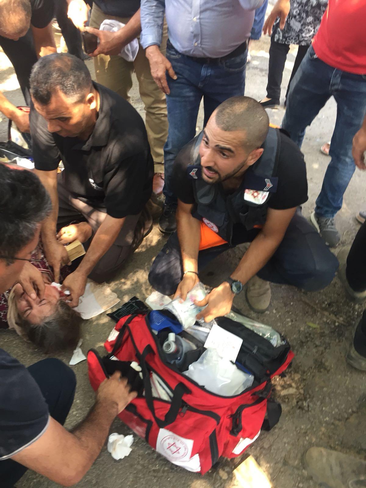 هدم في سخنين: إصابة خطيرة واعتقالات