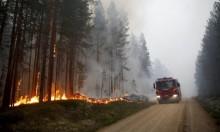 السويد تواجه موجة حر غير مسبوقة تسببت بحرائق