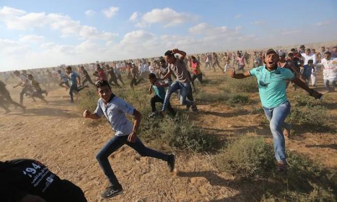 الاحتلال يقصف شمالي قطاع غزة