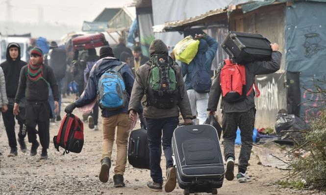 السلطات الفرنسية تشرد 455 مهاجرا