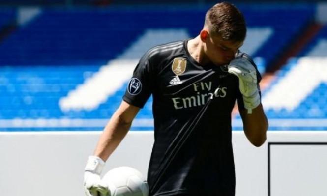 رسميا: حارس جديد لحماية عرين ريال مدريد