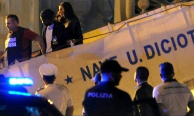 إيطاليا تستقبل المهاجرين إلى حين وضع إستراتيجية أوروبية