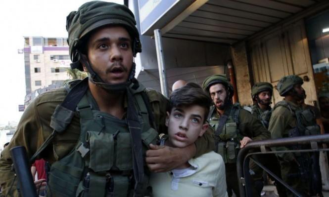 مطالبة أممية للاحتلال بالإفراج عن الأطفال الفلسطينيين المعتقلين
