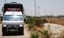 الدفعة الثالثة من مُهجّري درعا تصلُ لمناطق المعارضة شمالي سورية