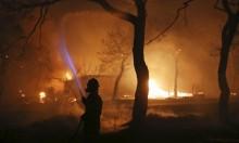 60 قتيلا وعشرات الجرحى جراء حرائق بمحيط أثينا