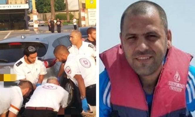 المكر: مصرع يوسف عامر في حادث طرق قرب عكا
