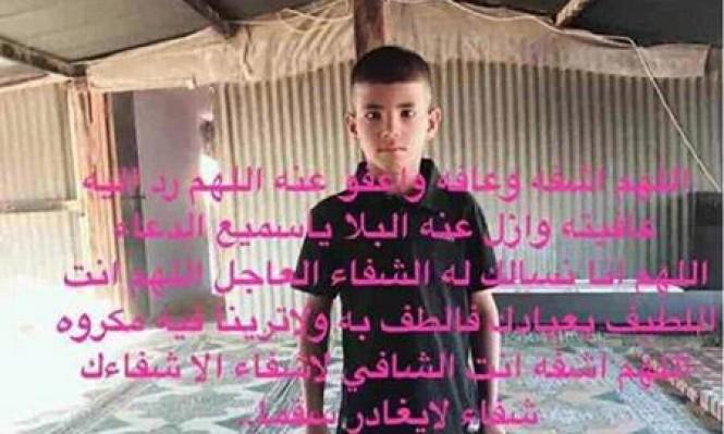 النقب: وفاة الطفل أيوب الدنفيري إثر إصابته بحادث دهس