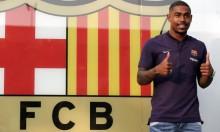 البرازيلي مالكوم: حققت حلمي باللعب مع برشلونة