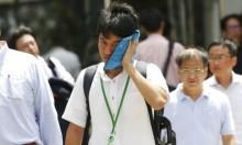 ارتفاع ضحايا موجة الحر في اليابان إلى 80
