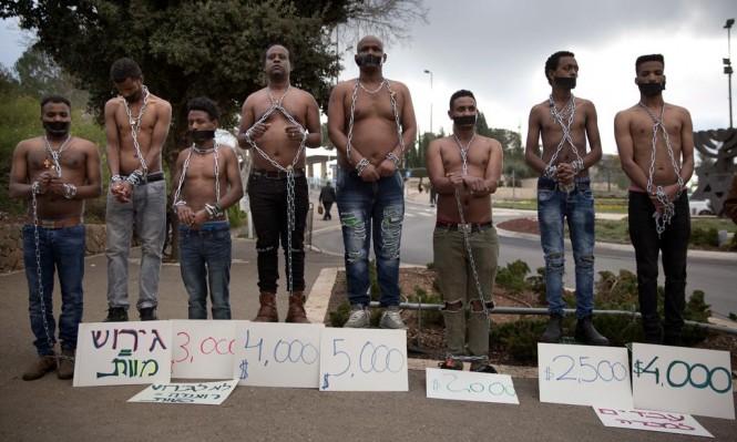 """اللاجئون الأفارقة بإسرائيل: بين """"الخطر الدمغرافي"""" وتشبيههم بالفلسطينيين"""