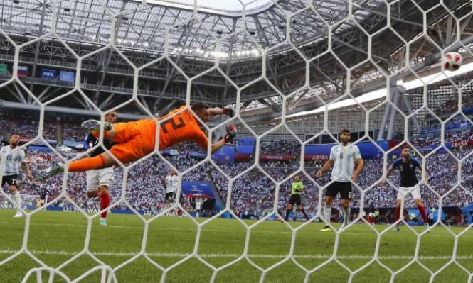 فيفا يعلن عن الهدف الأجمل في مونديال 2018