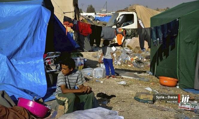 روسيا والأردن يبحثان عودة اللاجئين السوريين غدًا