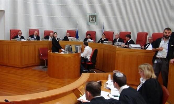 رفض ممنهج للدعاوى التي يقدمها الفلسطينيون للعليا الإسرائيلية