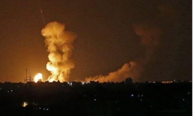 الاحتلال يقصف في غزة: 3 شهداء وإصابة جندي إسرائيلي