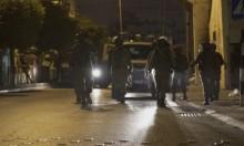 الاحتلال يعتقل 9 فلسطينيين ويصادر أمولا بالضفة