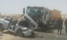 شقيب السلام: إصابة خطيرة لشاب في حادث طرق