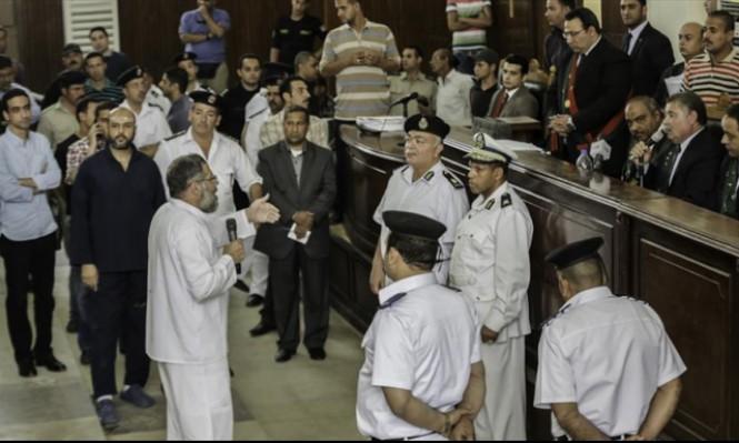 """مصر: إصدارُ حكم نهائي بسجن """"مفتي الإخوان"""" 5 سنوات"""