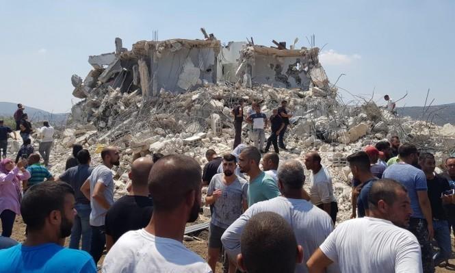 لجنة إعمار سخنين: بيت حسين عثمان سيُبنى قرب الخطّ الأزرق بالإجماع