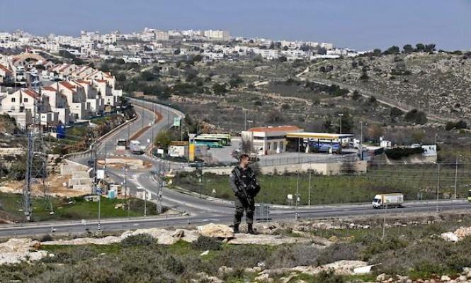 """""""الضم الزاحف""""... إسرائيل تعزل ثلثي الضفة عن الفلسطينيين"""