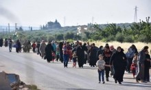 سورية: 110 آلاف نازح بالقنيطرة لا تصلهم مساعدات إنسانية