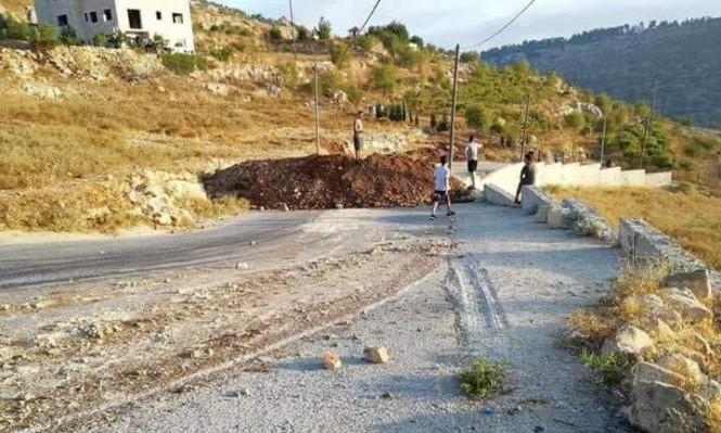 حملة ضد قرى شمال رام الله في أعقاب عملية الطعن