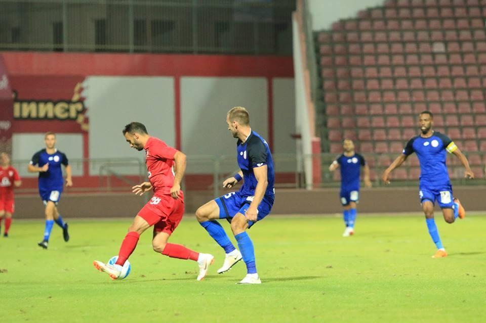 الفريق السخنيني يستهل الموسم الجديد بالتعادل
